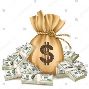 Money Vector Illustration: Empty Bag Of Money Vector Illustration Rdyuswjgoruks