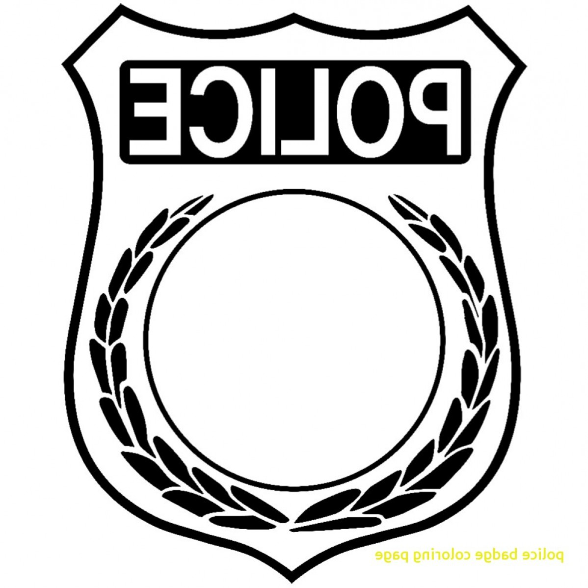 Law Enforcement Badges Vector: Energy Police Badge Pics Icon Free Download Png And Vector
