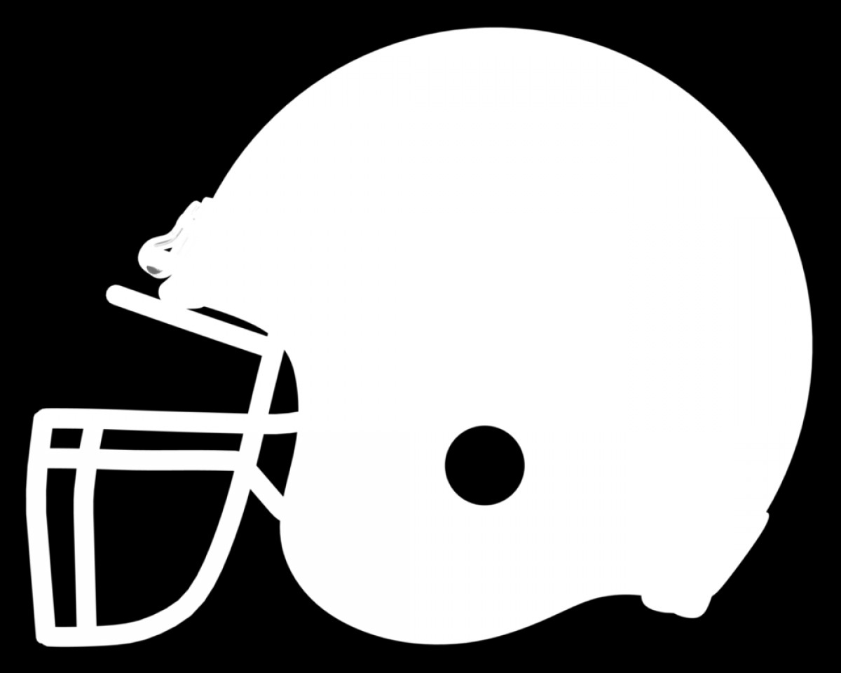 Distressed Football Helmet Vector: Expore Football Helmet Silhouette With American Protection Outline Stock Vector Art And Hhpcm
