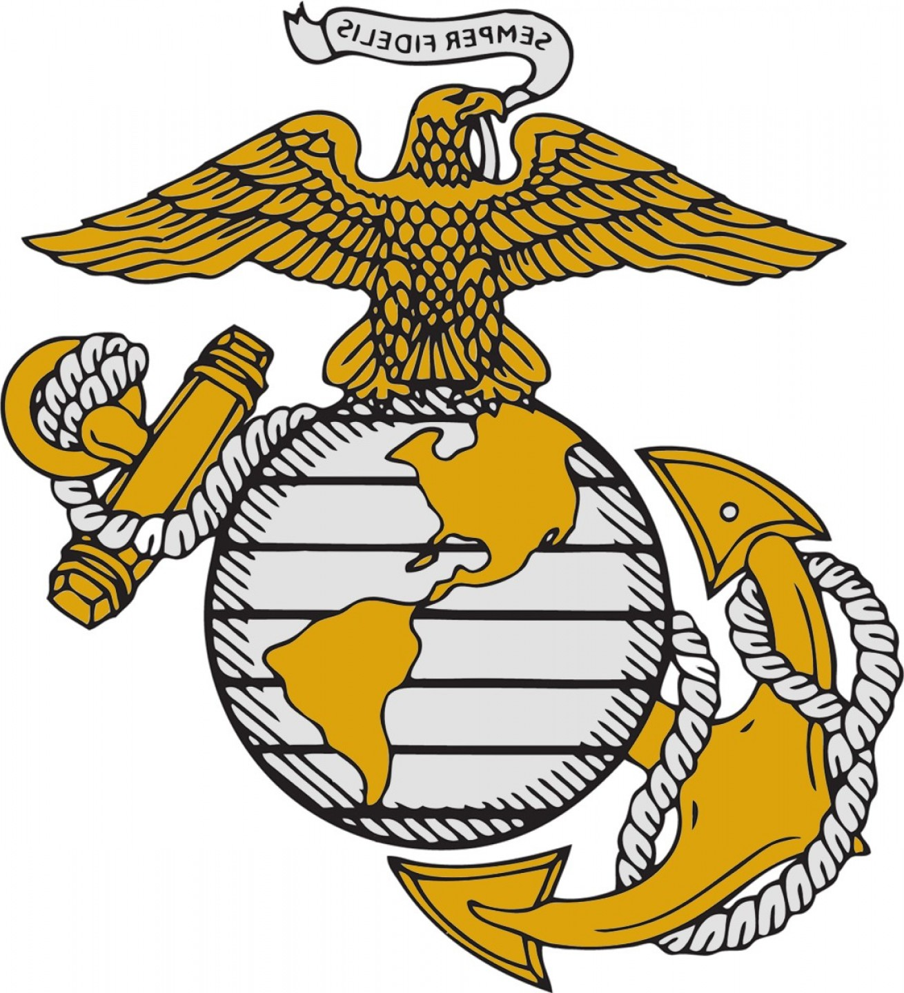 U S. Navy Logo Vector: Extremely Marine Corps Logo Vector High Resolution Army Navy Air Force Marines And Coast Guard Logos
