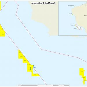 ExxonMobil Logos Vector Graphics: Exxonmobil Wins Additional Acreage Braziles Th Pre Salt