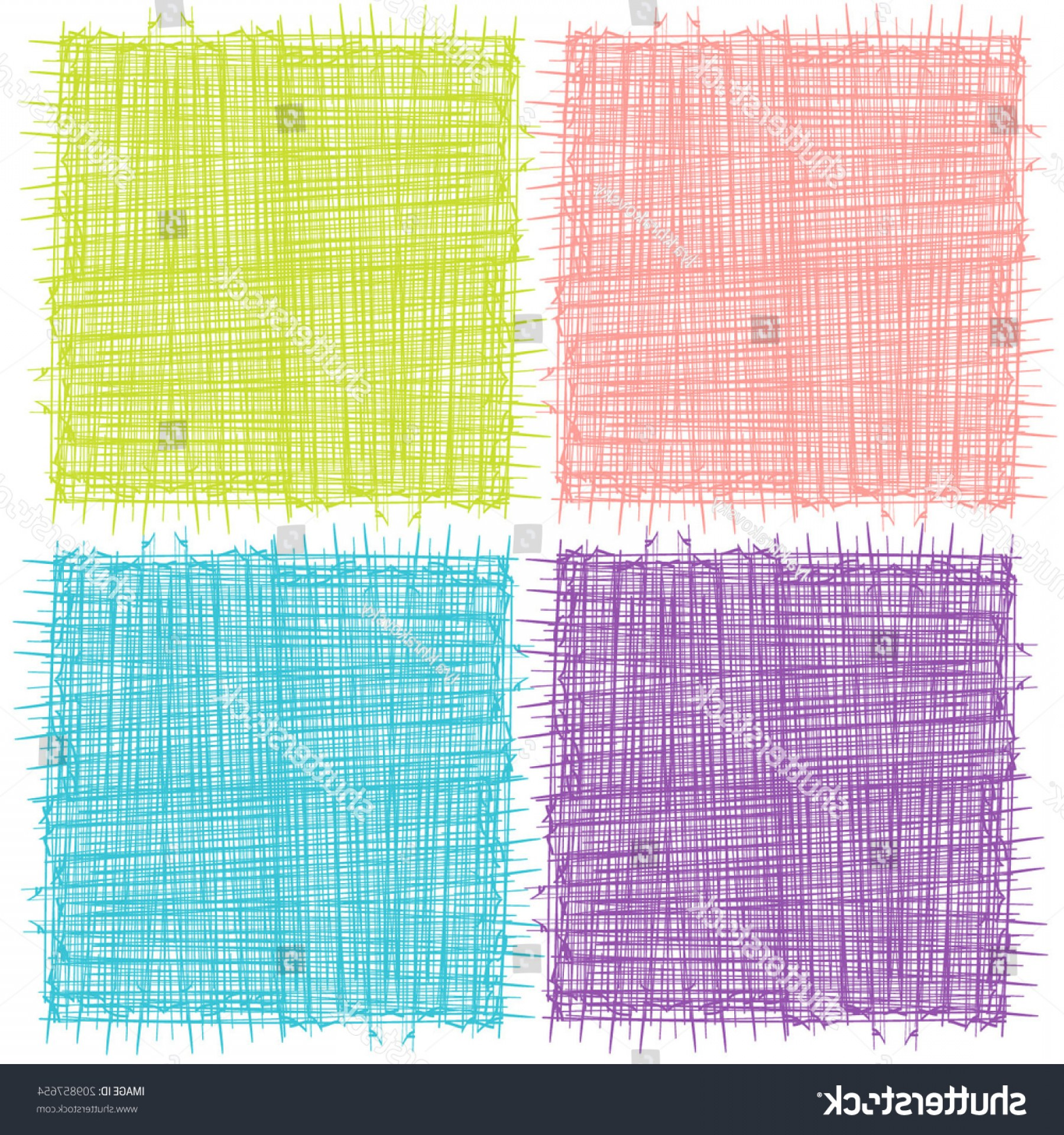 Fabric Vector Background: Fabric Vector Backgrounds Colorful Patches Textile