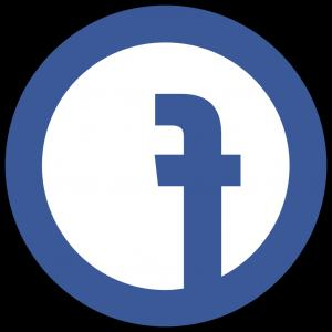 Facebook Thumbs Up Vector: Facebook Circle With Thumbs Up Vector