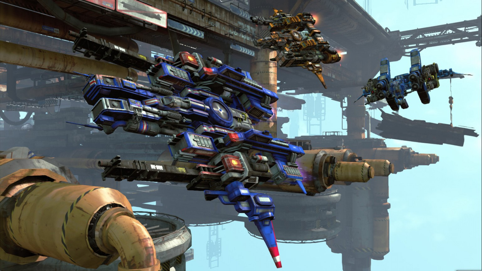 Strike Vector PC: Fight And Flight Strike Vector Ex Review