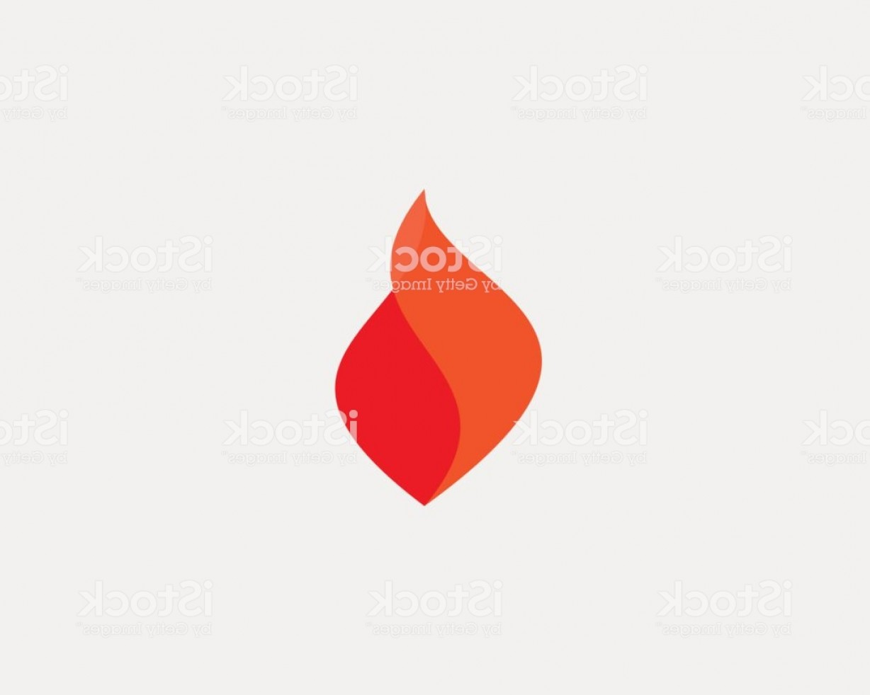 Flame Vector Icon: Fire Grill Logo Symbol Design Flame Vector Icon Logotype Gm
