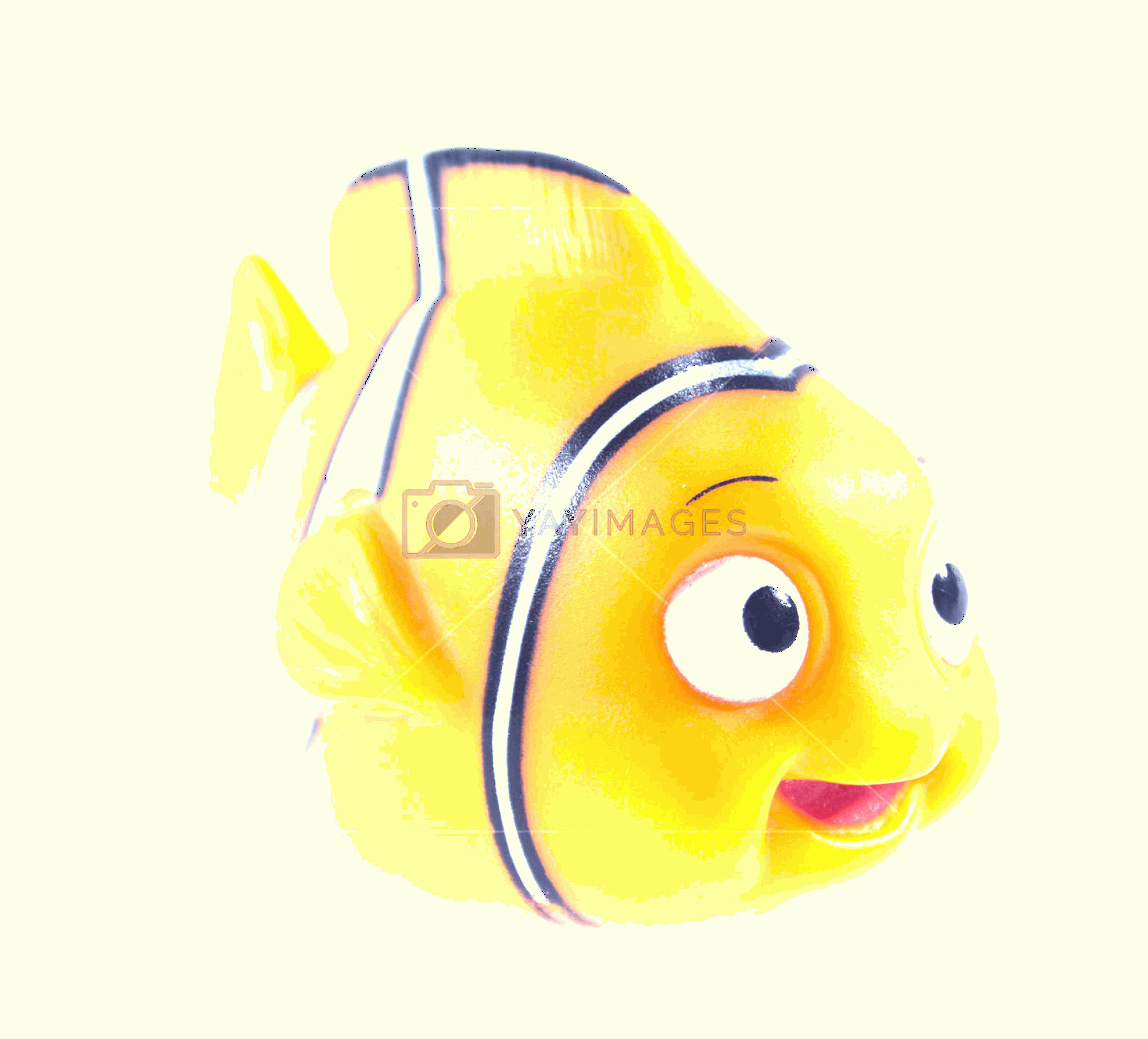 Vector Finding Nemo Fish: Fish Toy Character Of Finding Nemo