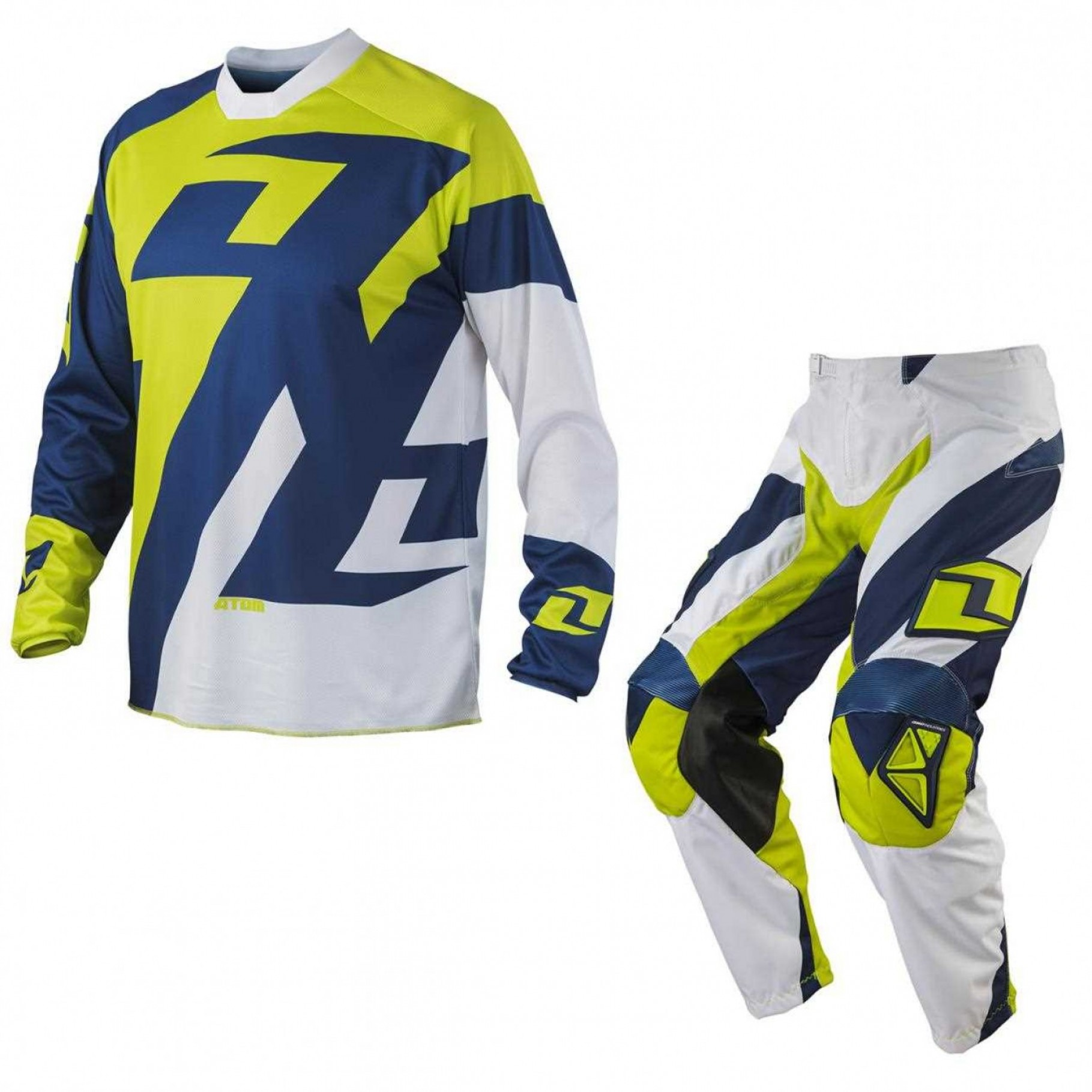 Thor Vector Black: Fly Motocross Pants And Jersey Racing Kinetic Vector Orange White Black Kit New Thor Mx Gear