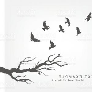 Bird Flying Vector Art: Free Flying White Dove Isolated Sketch Style Illustration Gm