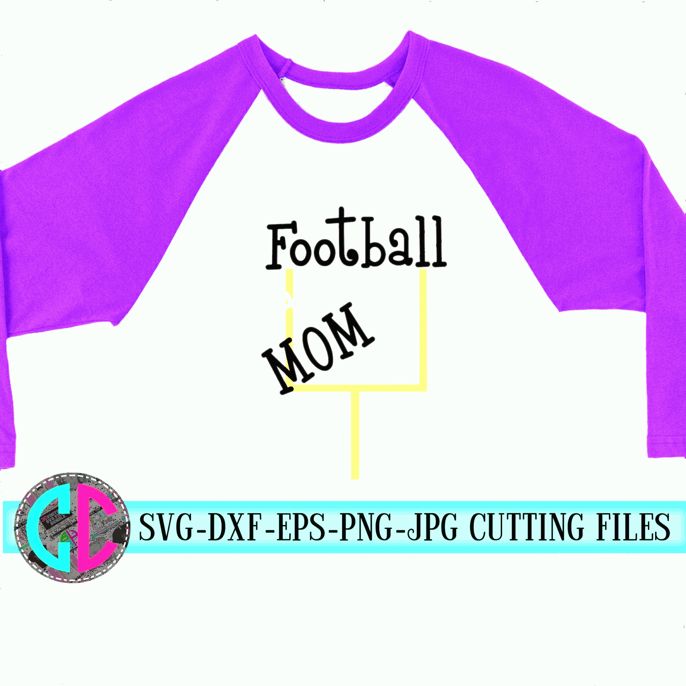 Football Laces Vector Silhouette: Football Goal Svg Football Svg Football