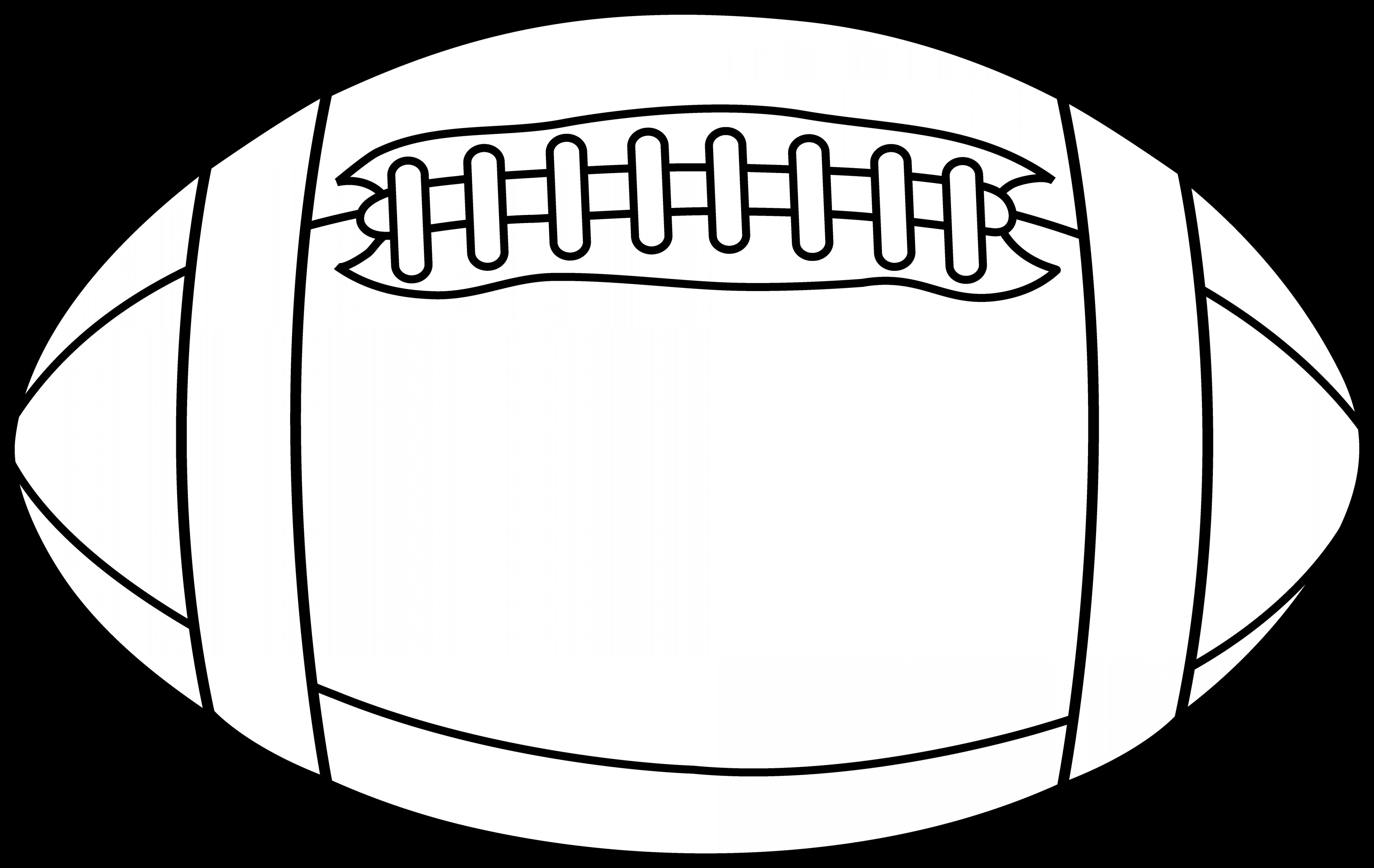 Distressed Football Helmet Vector: Football Laces Clipart Black And White