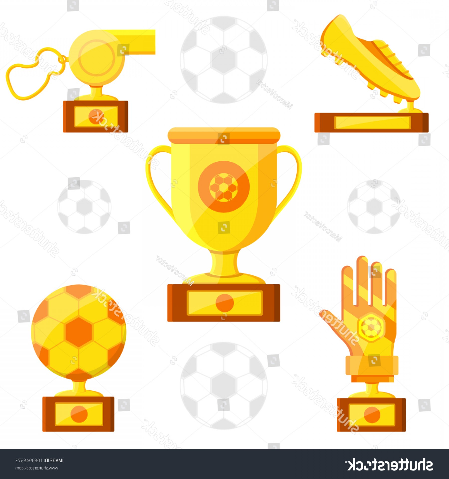 Coach Gold Logo Vector: Football Soccer Sports Awards Gold Golden