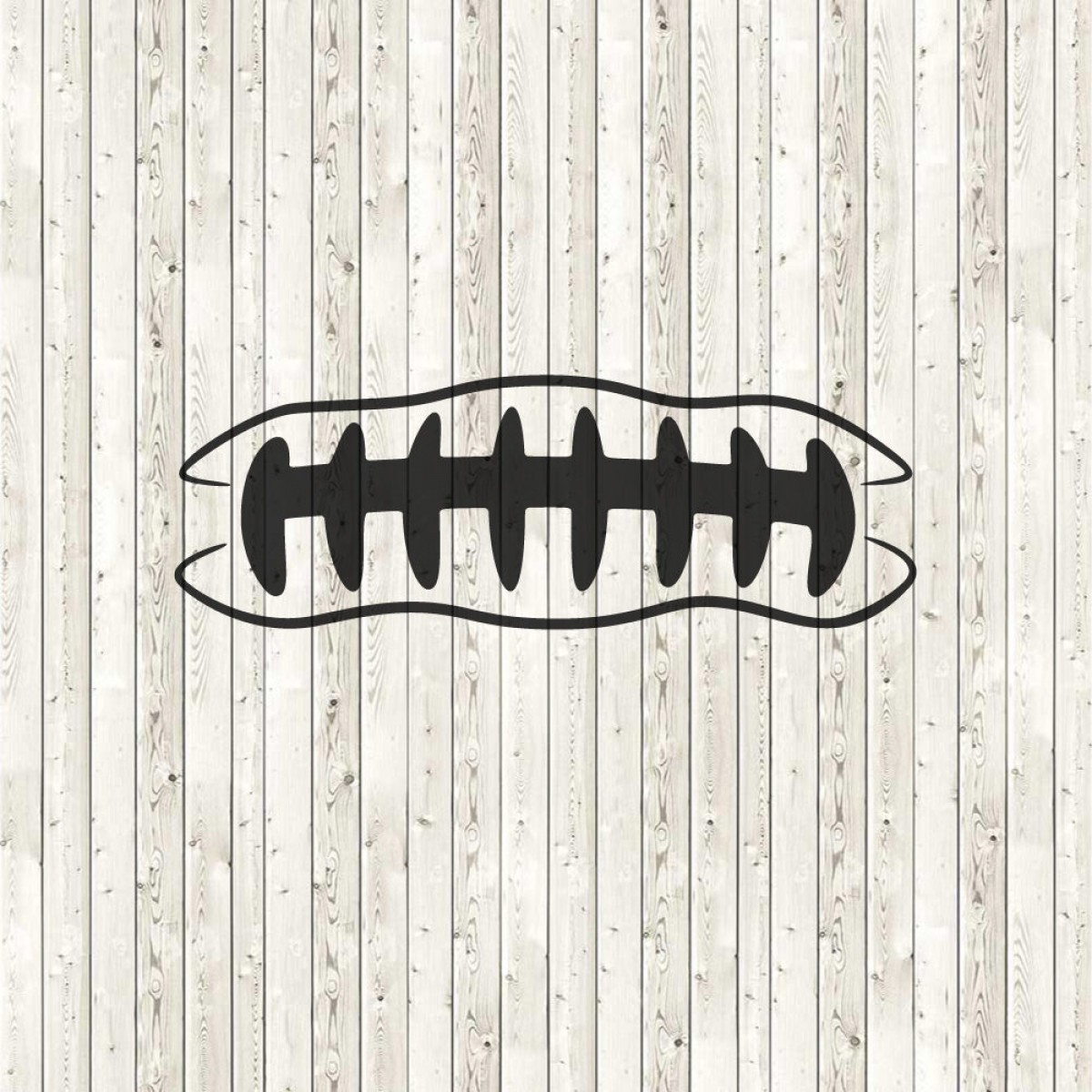 Vector Football Laces And Lines: Football Svg Files Football Stitches Svg