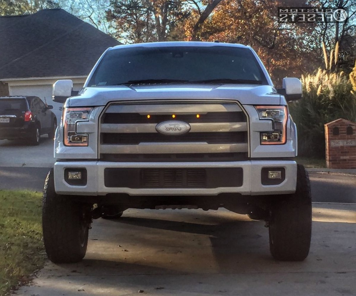 F150 Vector: Ford F American Force Vector Fp Maxtrac Suspension Lift In