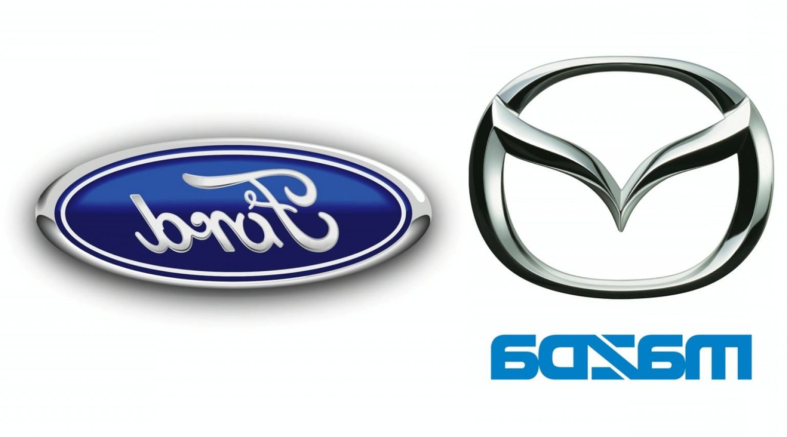 Mazda Logo Vector: Ford Logo Vector Wallpaper