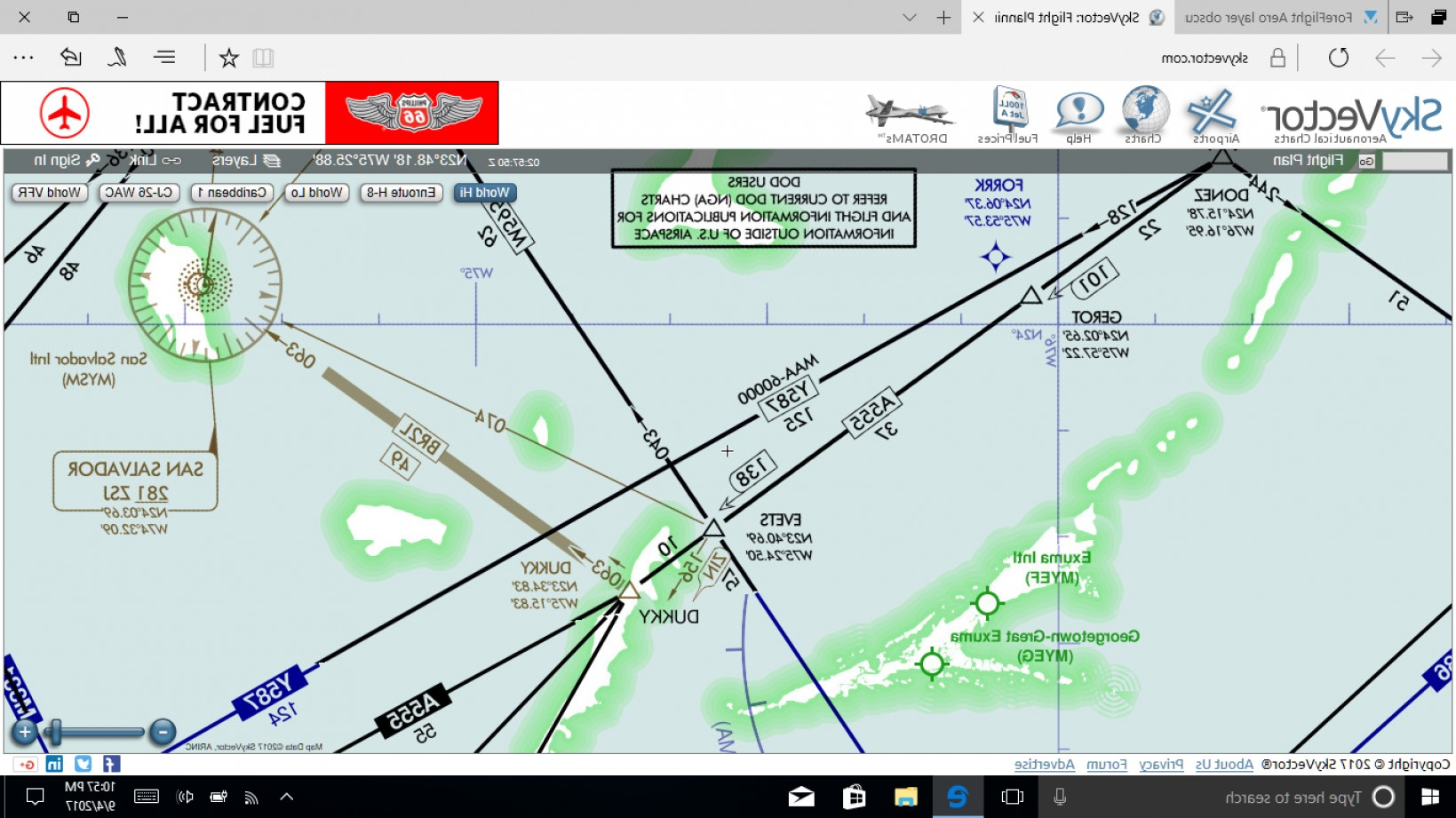 Users SkyVector.com: Foreflight Aero Layer Obscures Mandatory Reporting Points