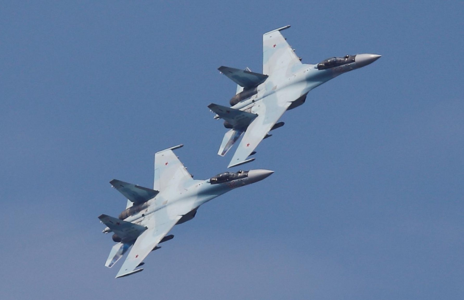 Thrust Vectoring Explain: Forget Stealth Russias Su Plane Air Force Should Worry About
