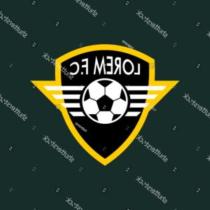 Columbia Logo Vector: Football Club Logo Vector Template Design