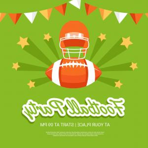 Football Laces Vector Design: American Football Cleats Icon Over White Background Colorful Design Vector Illustration Image