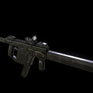 Whight Kriss Vector Gen 2: Fps Weapon Set Kriss Vector Gen Textures