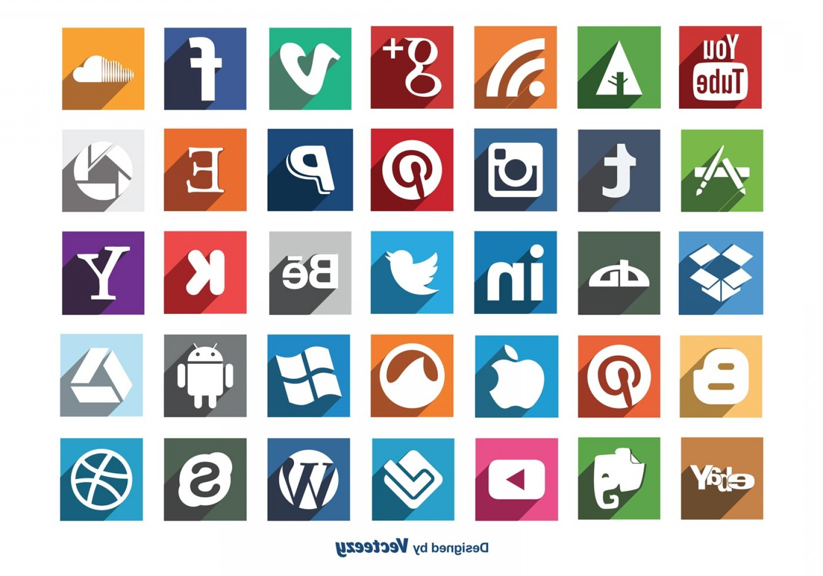 Vector Twitter Icon 2014: Free High Quality Social Media Icon Sets Something Everyone