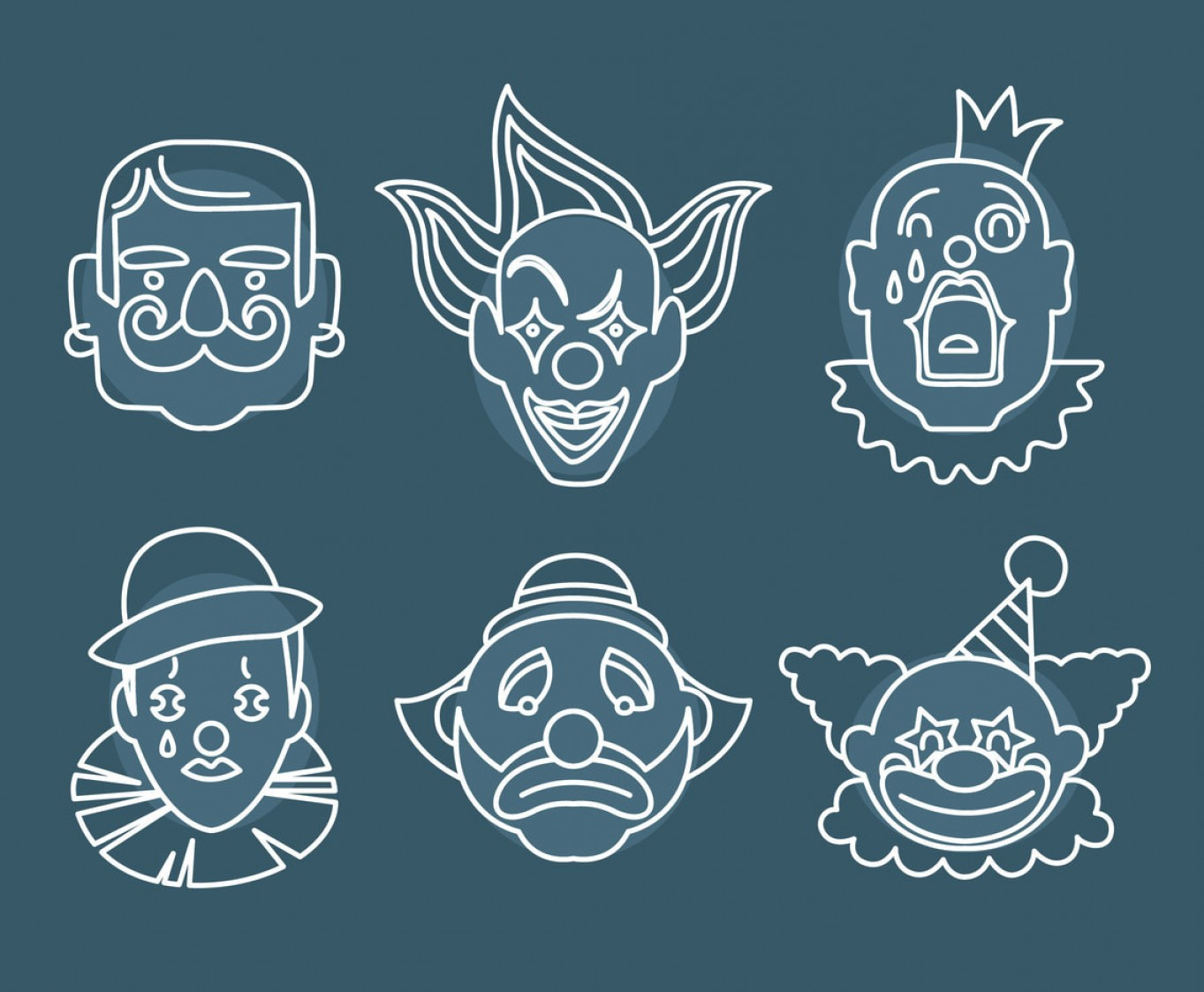 Joker Vector Graphics: Free Joker Vector Svg Ai File
