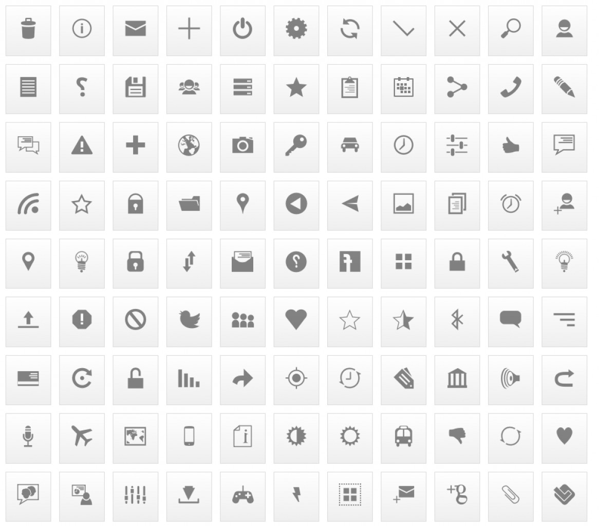 Small Email Icon Vector: Free Mobile Icon Sets Use App