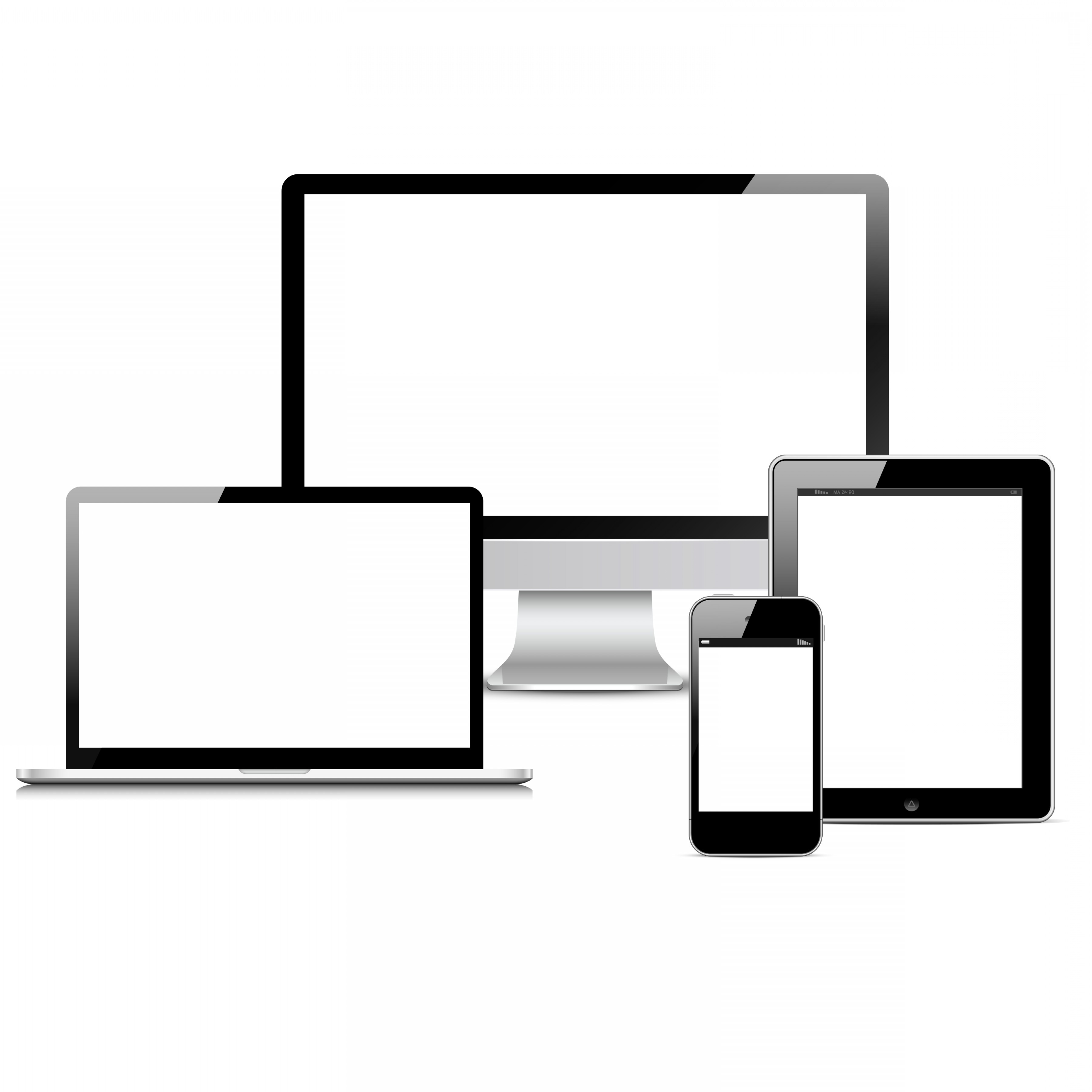 White IPhone Vector Png: Free Objects Stock Graphics Technology Age