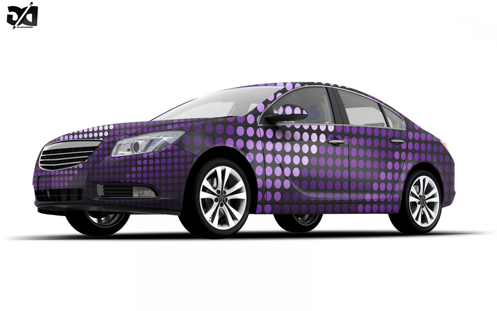 Vector Car Wrapped: Free Psd Realistic High Quality Car Vehicle Mockups For Advertisement