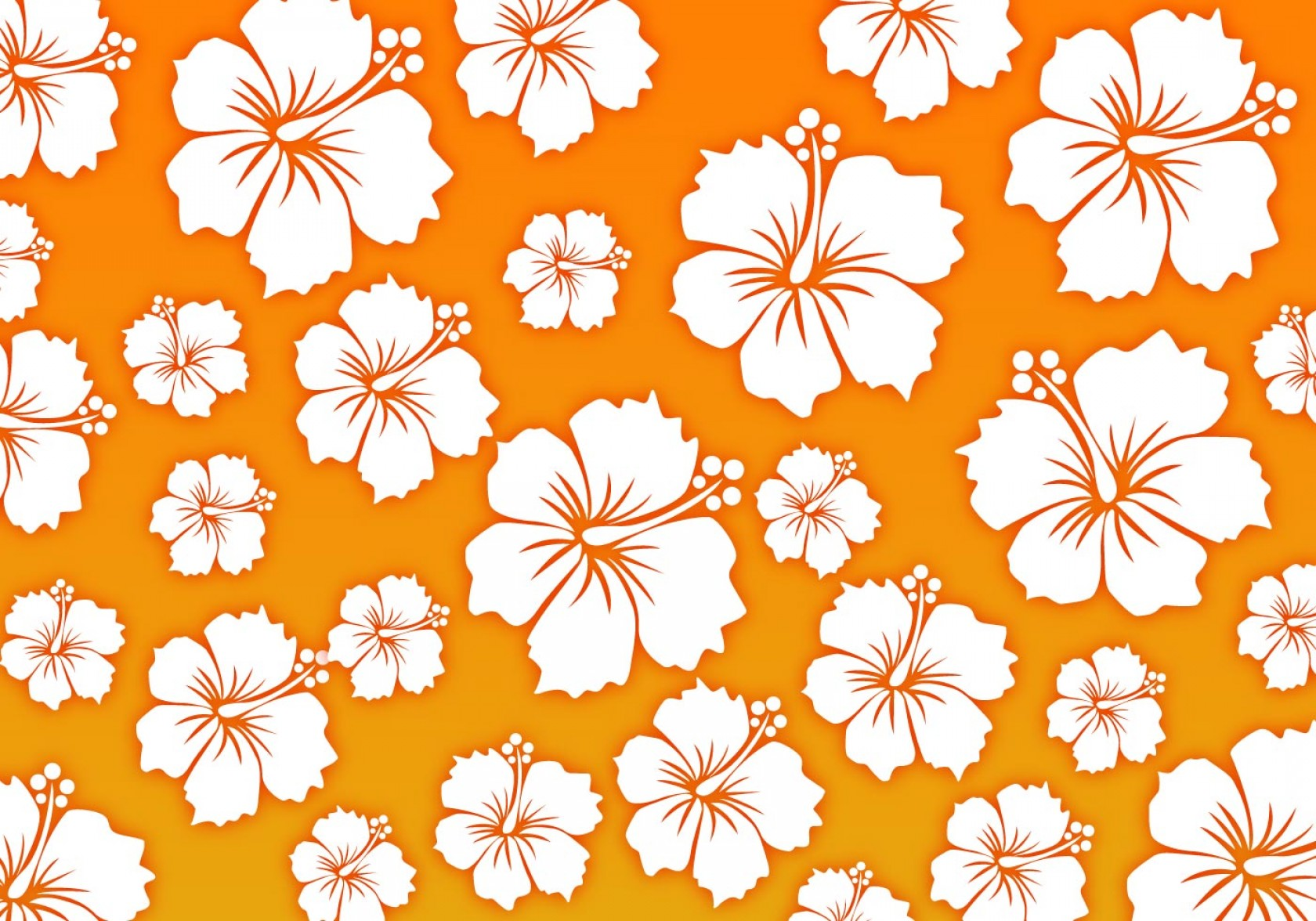 Hawaiian Pattern Vector: Free Vector Free Hawaii Background Vector