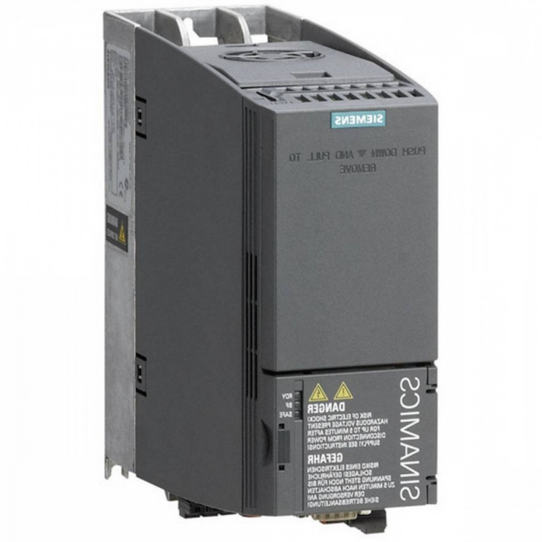 Vector Power Inverter 1500: Frequency Inverter Siemens Sinamics Gc Kw Phase
