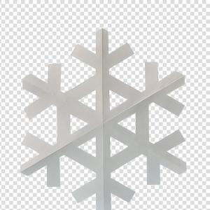 White Snowflake Vector No Background: Free Transparent Background Png Clipart Zehfo