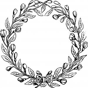 Artwork Vector File: Abstract Vintage Frame Vector Clipart