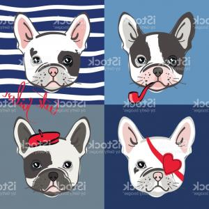Marine Bulldog Logo In Vector: Photostock Vector Bulldog Army Mascot Illustration A Vector Cartoon Illustration Of A Bulldog Army Mascot
