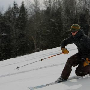 Voile Vector Ski Review: From Wax To Waxless Voiles Game