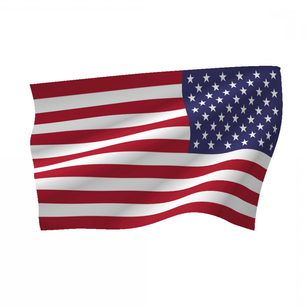 American Flag On Pole Vector: Ft X Ft Ply Polyester American Flag With Pole Sleeve