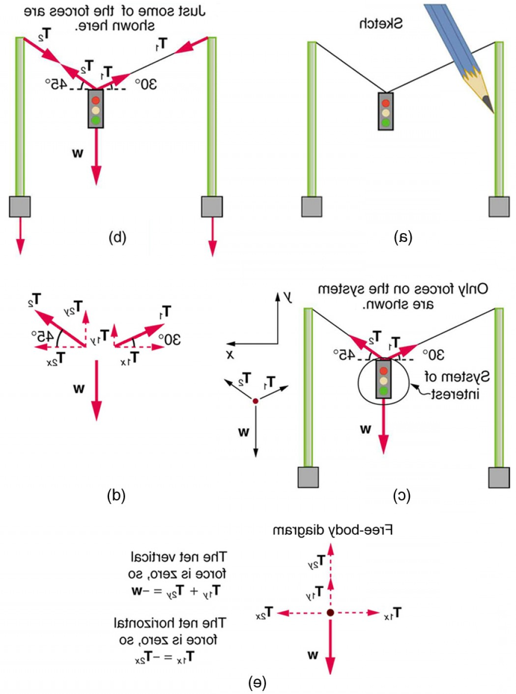 Scale Forces And Vectors: Further Applications Of Newtons Laws Of Motion