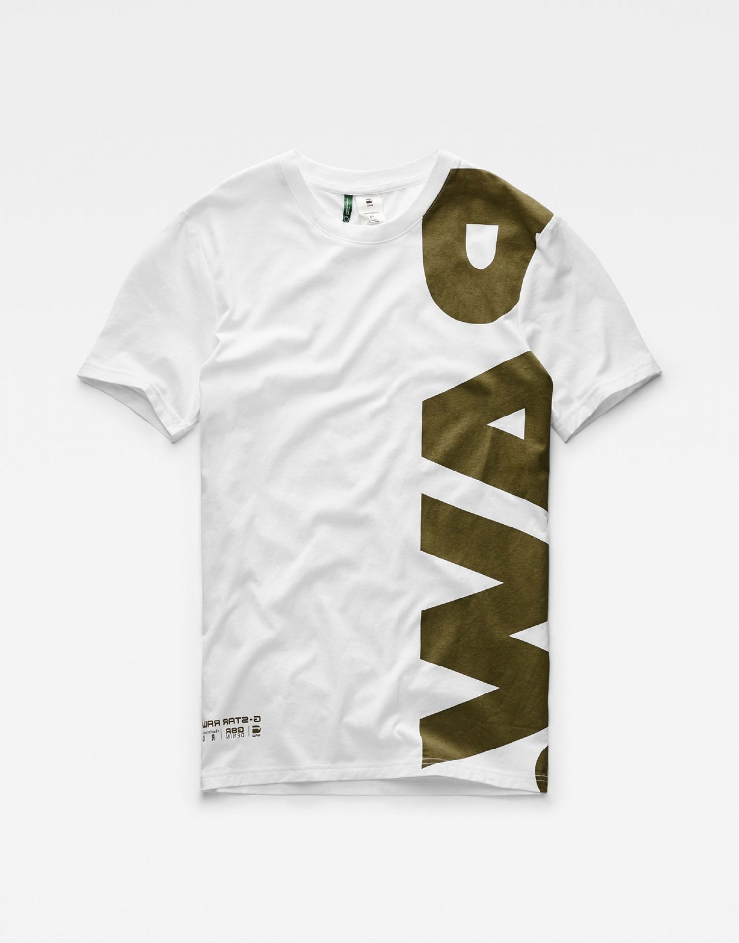 Diesel T-Shirt Vector: G Star Raw Graphic Slim T Shirt D B