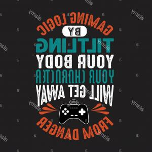 Get Away Vector: Game Quote And Saying Your Character Will Get Away From Danger Image
