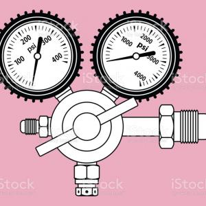 Gauge Vector: Gauge Or Meter Vector