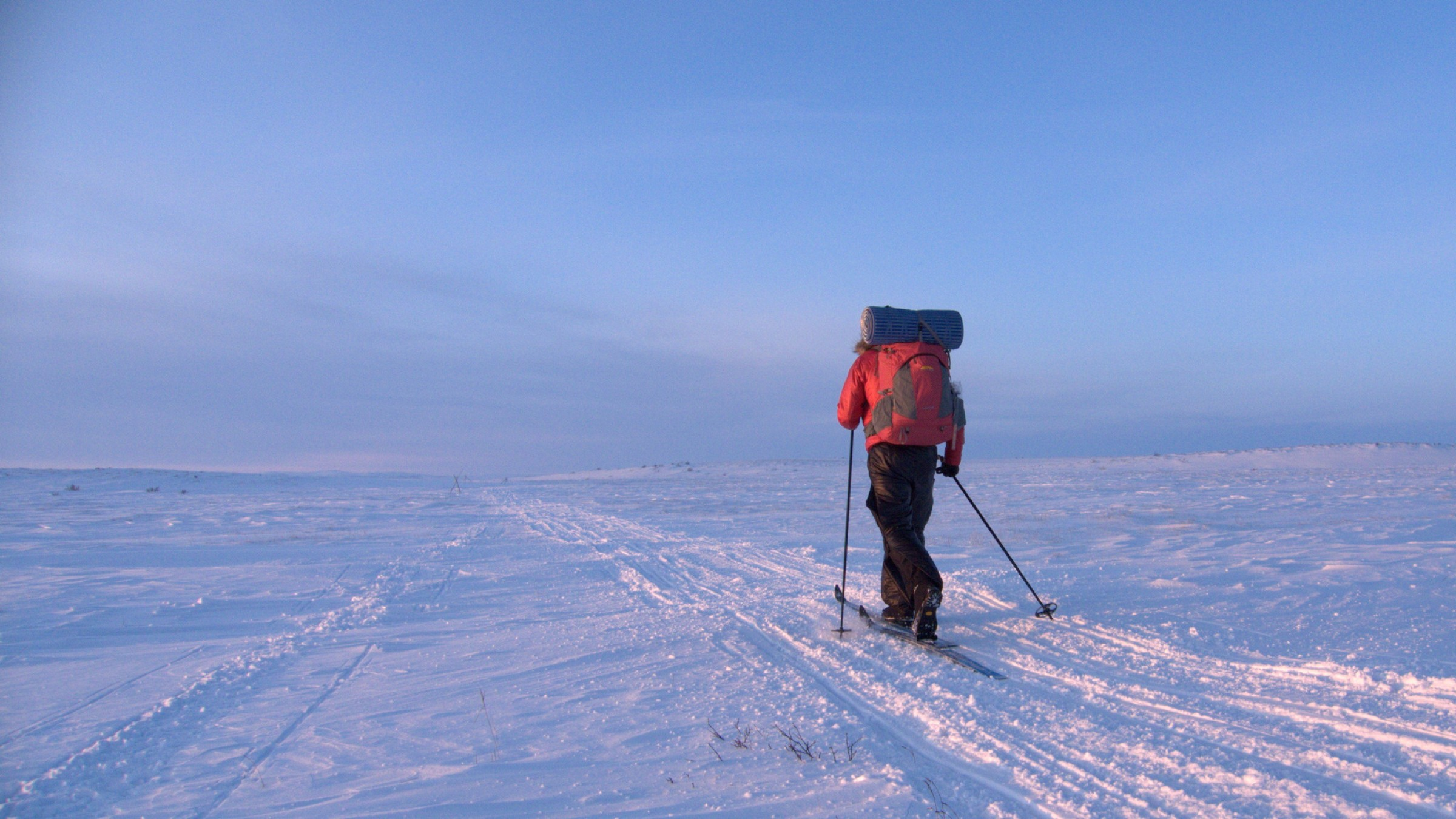 Voile Vector Ski Review: Gear List Backcountry Nordic Ski Touring