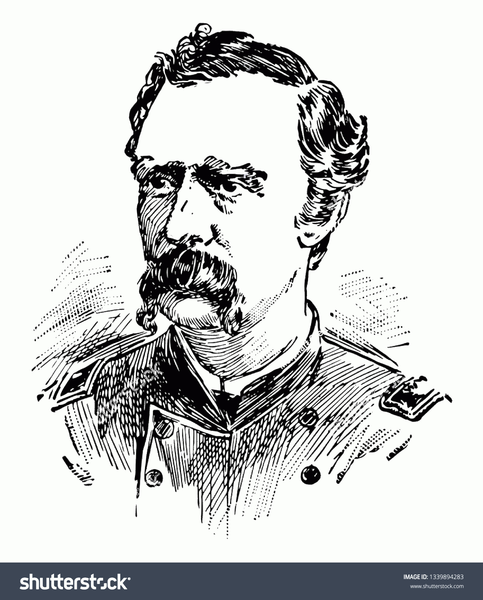Armstrong Vector: George Armstrong Custer He