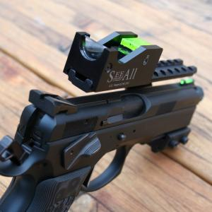 Kriss Vector Sights: Gear Review See All Open Sight