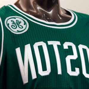 General Electric Inks Deal To Put Logo On Boston Celtics Jerseys d55276d8b