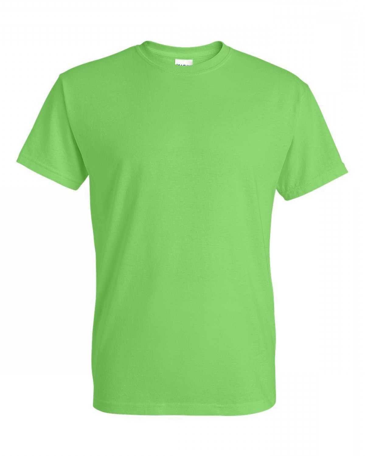 Neon Green Softball Stitches Vector: Gildan Dryblend Youth T Shirt B