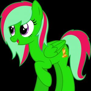 MLP Present Vector: Gift Fire Sugar Vector S