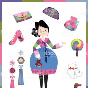 Vector Costume And Accessories: Accessories For Different Proffestions Costumes Vector