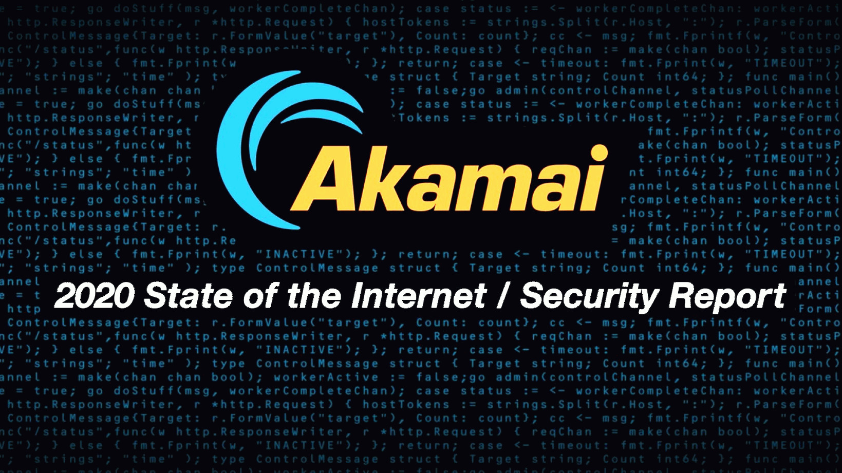 Internet Attack Vectors: Global State Of The Internet Security Ddos Attack Reports