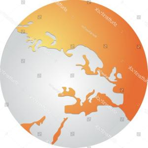 World map globes detailed editable vector createmepink globe map illustration europe continent countries gumiabroncs Images