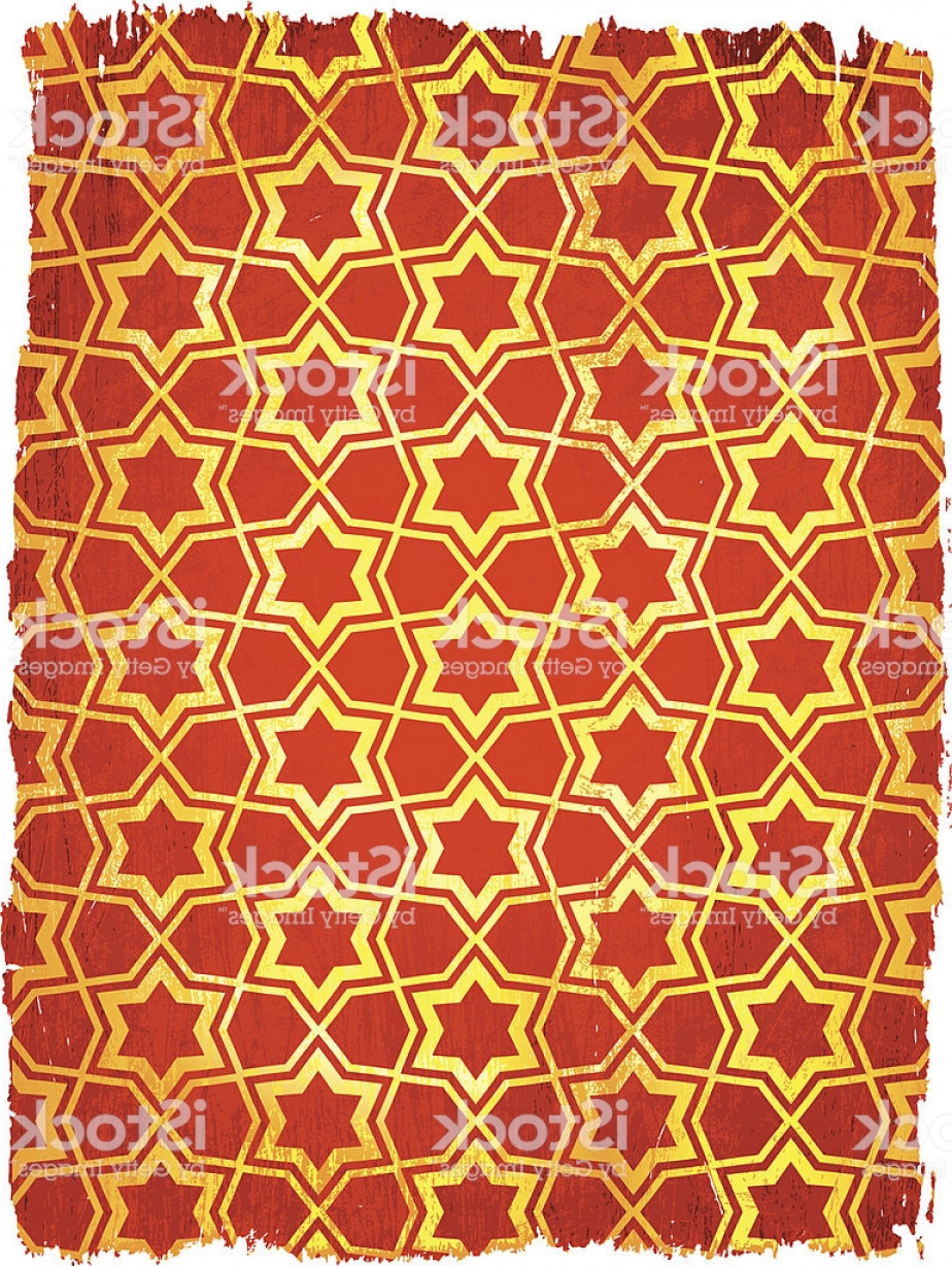 Free Vector Backgrounds Illustrator Free Download: Gold Star Design Pattern On Royalty Free Vector Background Gm