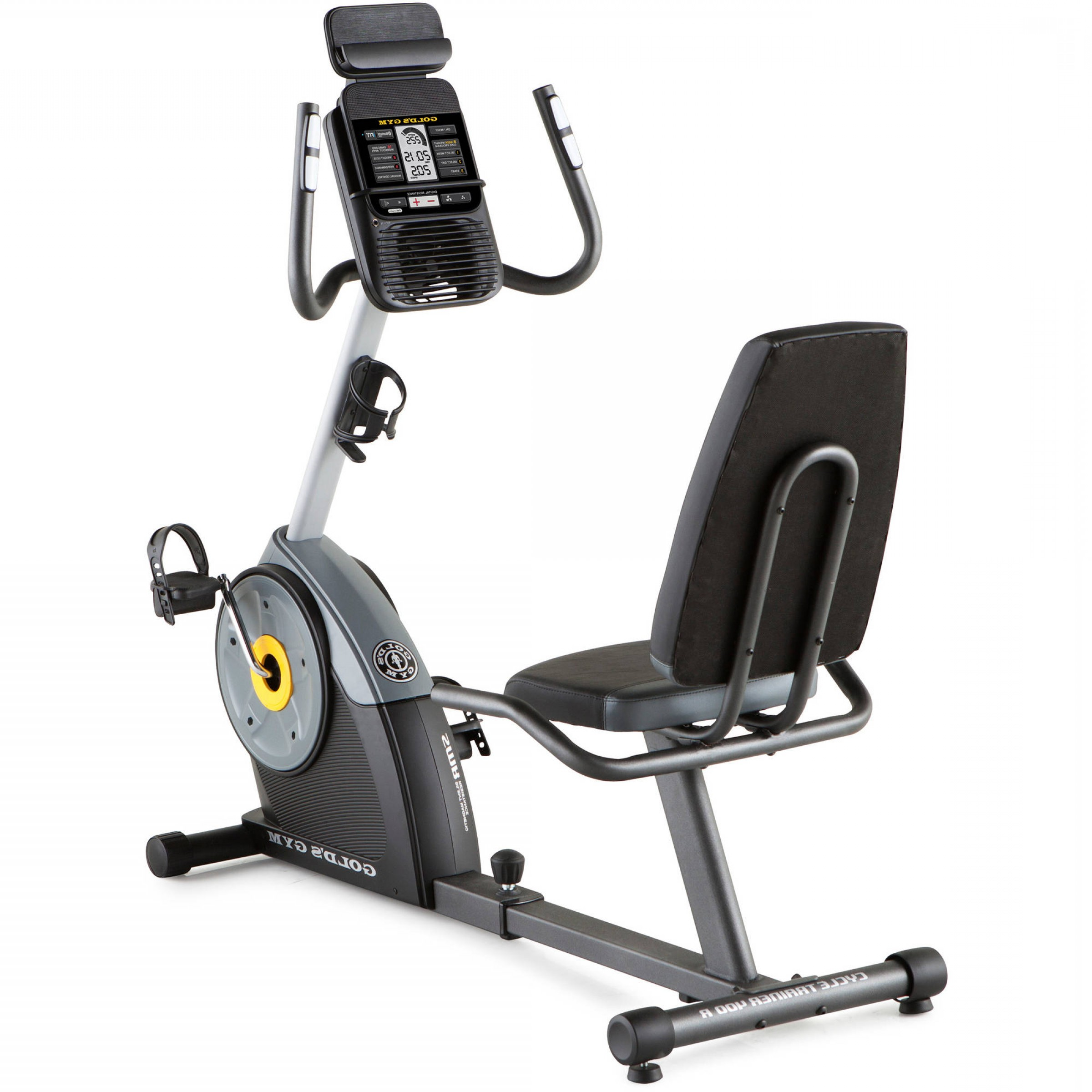 Gold Gym Vector: Golds Gym Cycle Trainer Ri Exercise Bike